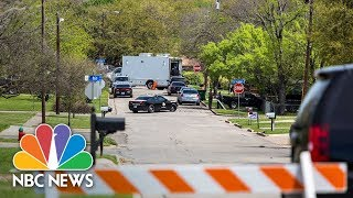 Authorities Hold Briefing On Texas Bomber Case | NBC News