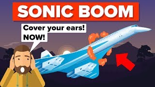 What Happens When You Go Faster Than The Speed of Sound?