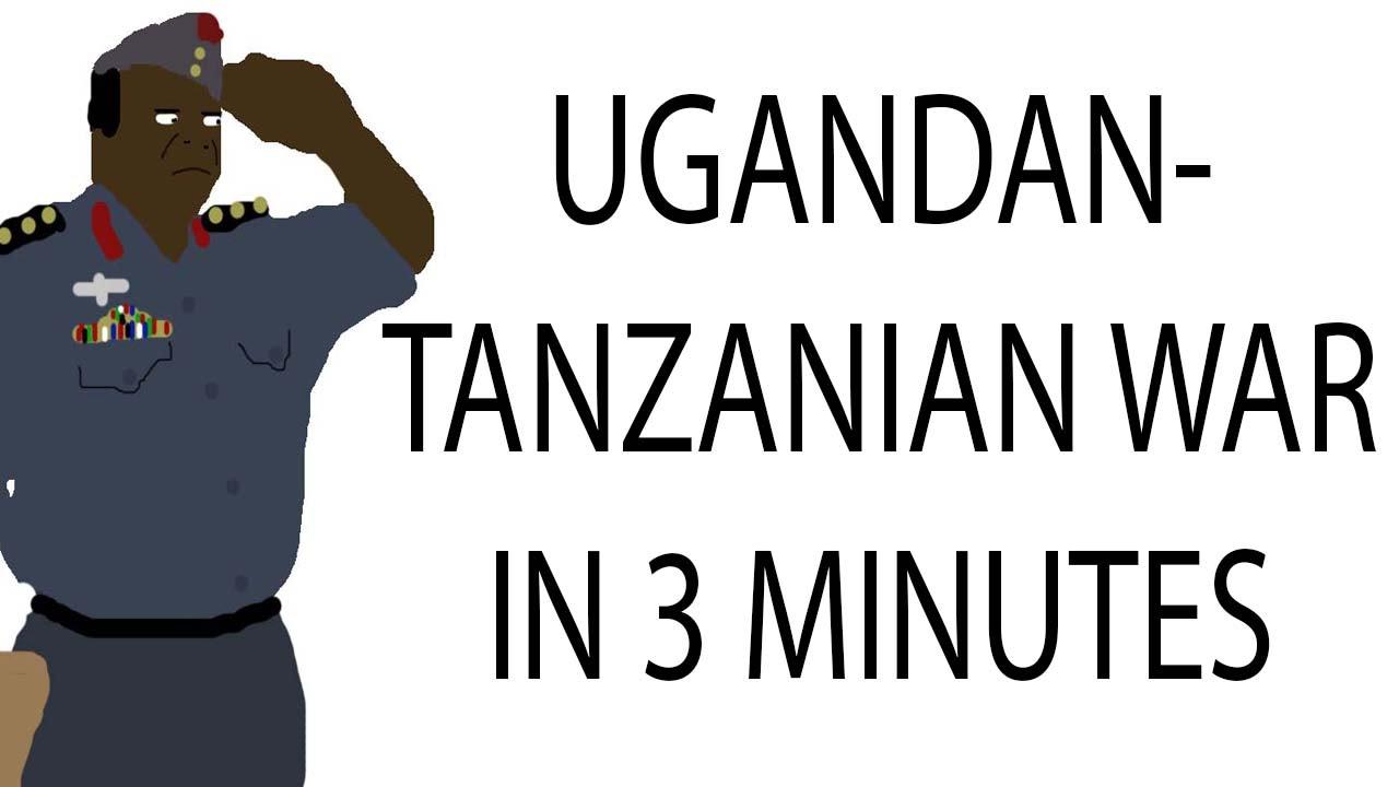 Tanzania war uganda Uganda