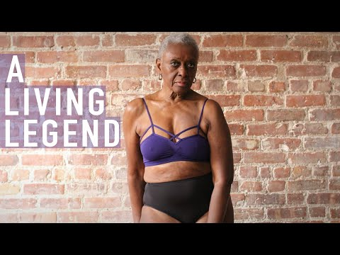 A Fashion Muse Turned Fashion Revolutionary: Bethann Hardison