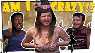 AM I CRAZY?! | Salem ft. Gina Darling & Steve Greene