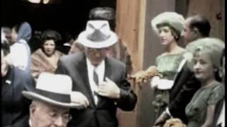 1964 Donald & Barbara's Wedding  8mm Home Movie