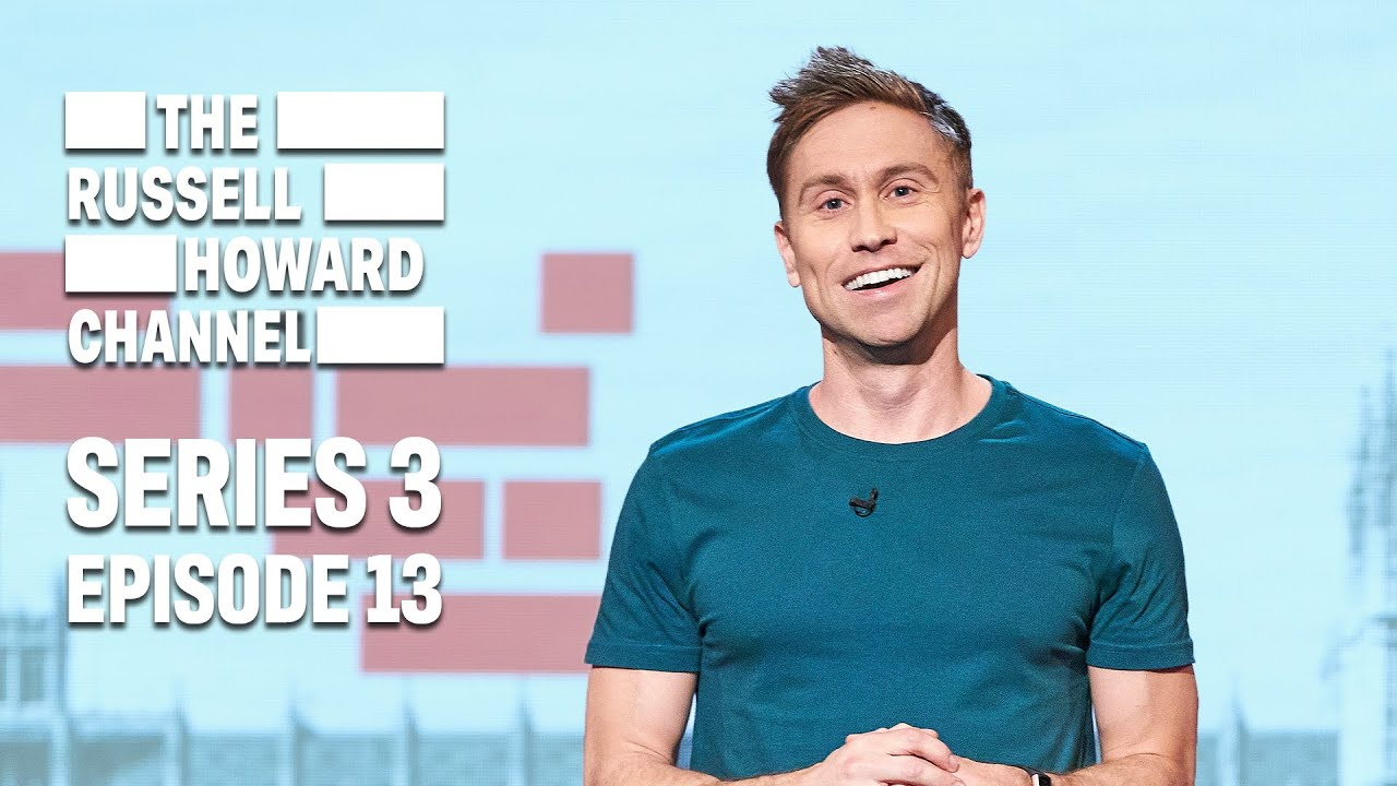 The Russell Howard Hour Series 3 Episode 13 Full Episode Youtube