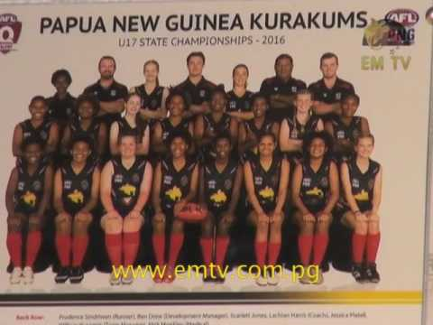PNG Mosquitoes Prepare for the International Cup Title