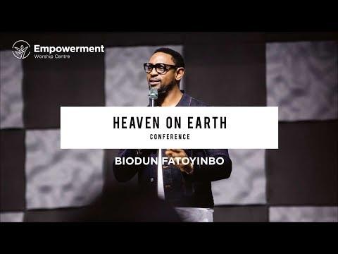 Heaven on Earth | Biodun Fatoyinbo
