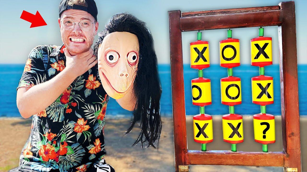 Download KMAN bekommt WASSER SPIELE und FINDET TOTE XOXO MASKE am STRAND um 3 UHR !!!