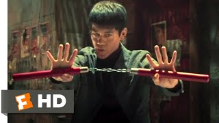 Ip Man 4: The Finale (2019) - Bruce Lee With Nunchucks Scene (2/10) | Movieclips