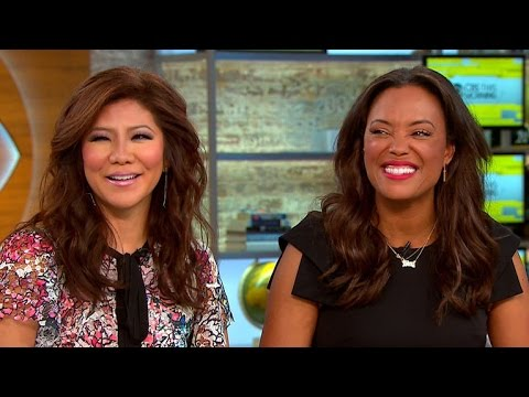 "Julie Chen and Aisha Tyler on Season 7 of ""The Talk"""