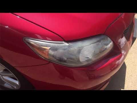 Toyota Corolla Headlight Restoration - May 2, 2020
