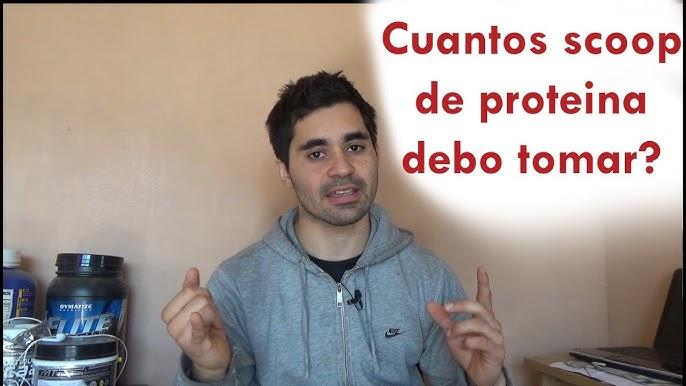 Cuantos Scoop De Proteina Debo Tomar Al Dia Youtube