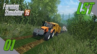 Farming Simulator 15||LST en Normandie||Episode 01
