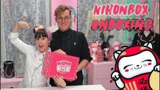 Nihonbox unboxing - Attack on Titan und Miku Waifu Love
