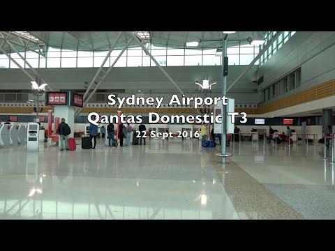 Sydney Airport, Qantas Domestic Terminal 3