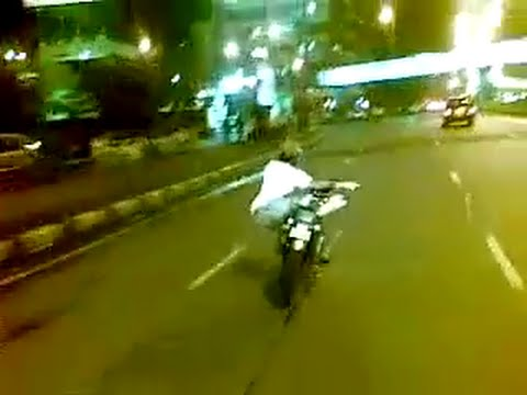 Boy died at marine drive while performing stunt...