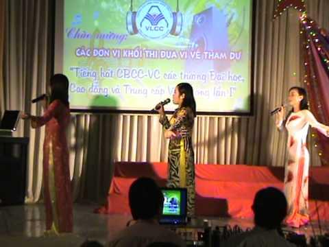 bài ca cô giáo trẻ   VCEF