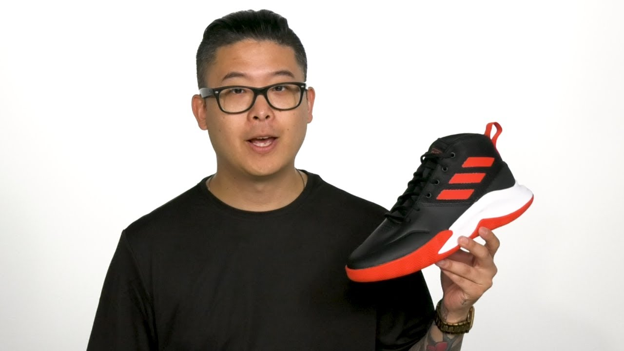 promedio llenar bolso  adidas Own The Game SKU: 9233759 - YouTube
