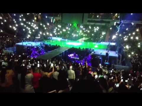Chris Brown Party Tour Charlotte NC Opening