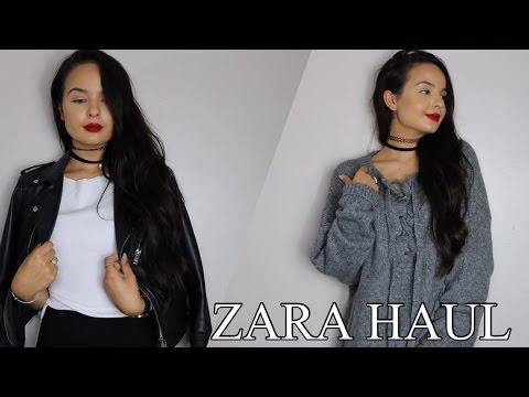ZARA HAUL (TRY ON) - Ayse And Zeliha