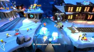 Disney Universe - 3-Player Co-op - Monsters, Inc. World [HD]