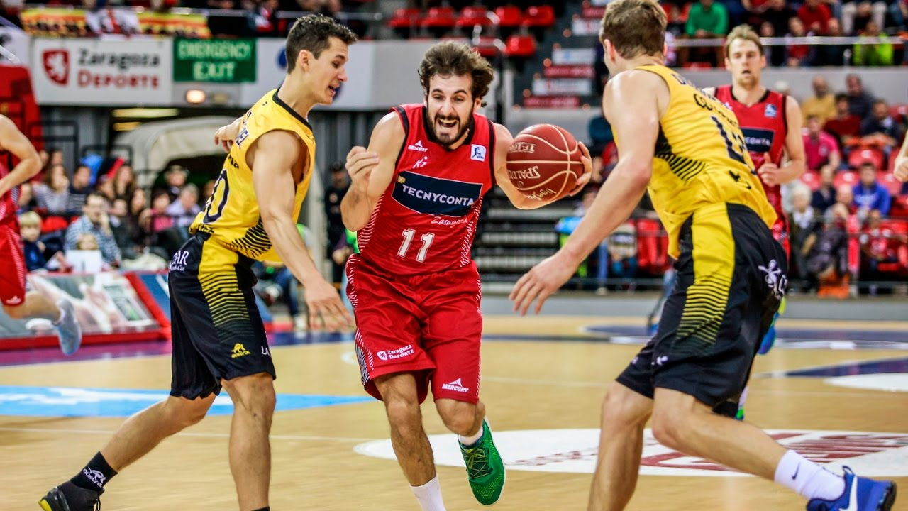 Resultado de imagen de tenerife vs basket zaragoza
