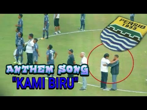 Persib We Will Stay Behind You.. Anthem Song
