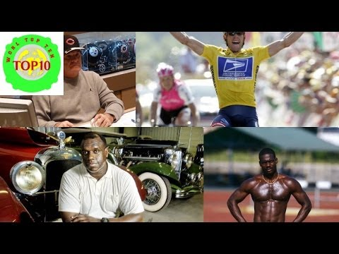 World Top 10  Athletes Who Were Banned From Their Sport For Life