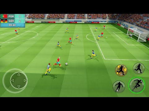 Play Soccer Cup 2020: Dream League Sports Android Gameplay