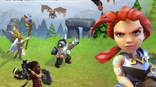 dragonstone guilds heroes gameplay android