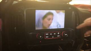 2014-2017 Silverado / Tahoe and Sierra Smartphone Mirroring and AV Input for 4.2