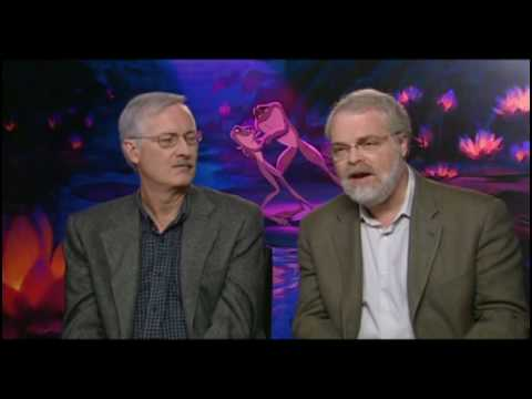 Exclusive Interview with John Musker and Ron Clements - Directors of The Princess and the Frog