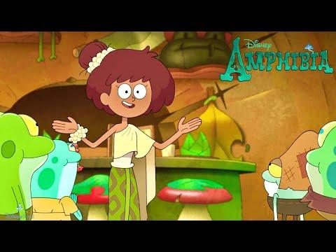 ร้านอาหารไทย | Disney Amphibia แอมฟิเบีย (พากย์ไทย)