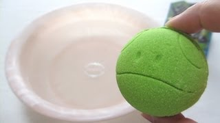 バンダイ ガンダム びっくらたまご bath powder  Bath Bubble toy thumbnail