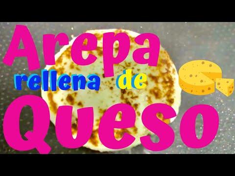 como hacer arepas dulces colombianas