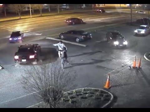 Virginia Beach Police release Aqua Lounge shooting video