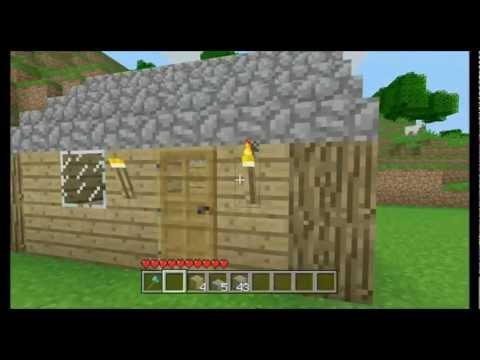 making villagers in minecraft