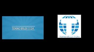 TEKNO BİLGİ 7/24 Canlı Yayını Video
