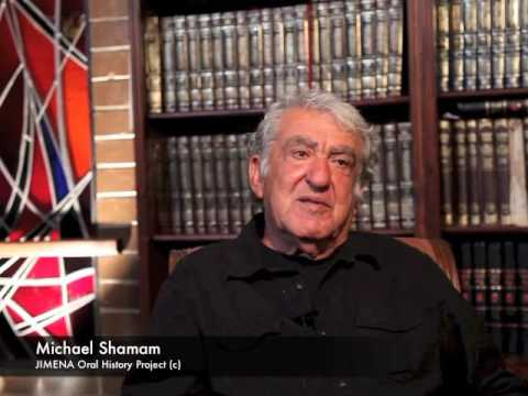 Ben-Gurion Archives and JIMENA: Michael Shamam, Iraq
