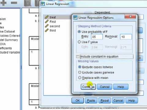 how to create dummy variables in spss