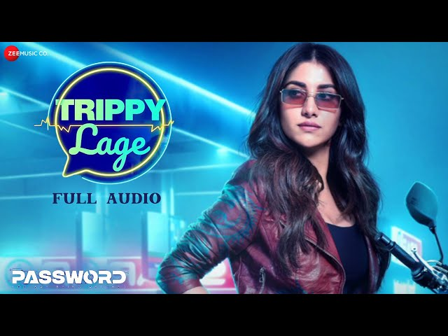 Trippy Lage - Full Audio | Password | Dev Rukmini Parambrata Paoli Adrit | Kamaleswar M | Savvy