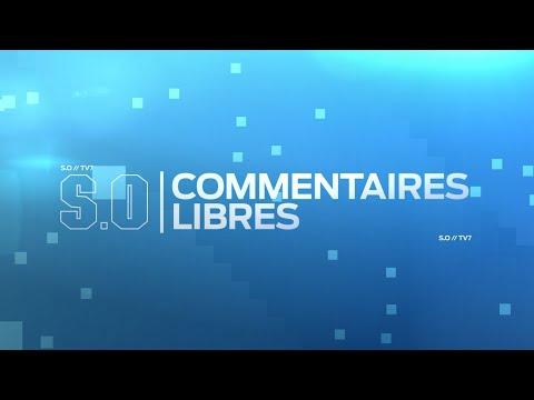 So Commentaires Libres   Mercredi 15 Janvier