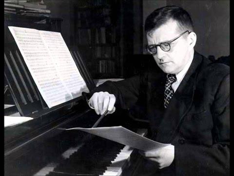 Shostakovich - String Quartet No.2 - Op 68