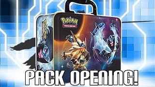 Pokemon Ultra Sun & Moon 2018 Treasure Chest Opening