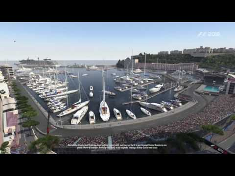 noogit's Live F1 career Monaco