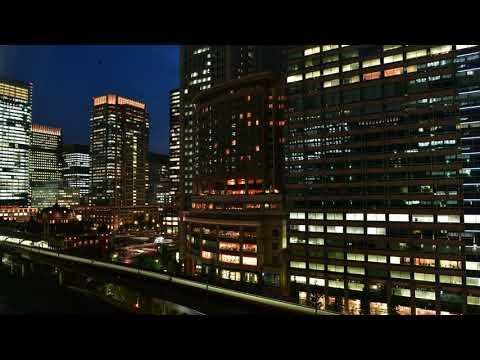 View from Ritsumeikan Tokyo Campus