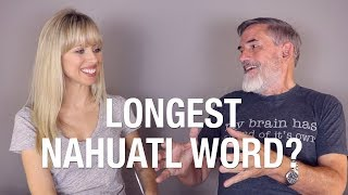 Learning Nahuatl With My Dad! | Superholly