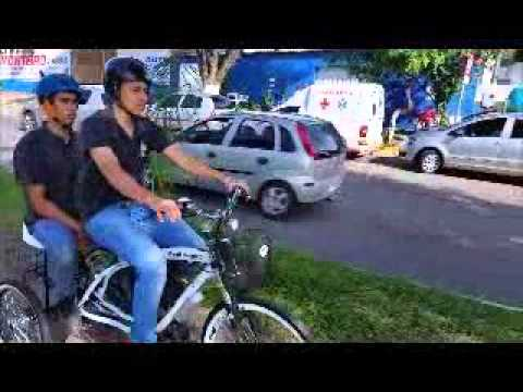 Triciclo Carona - Brazil Electric