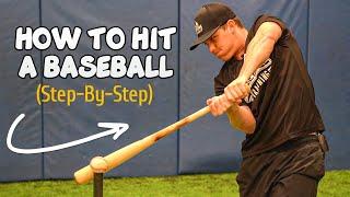 How To Hit A Basęball (BACK TO BASICS!)