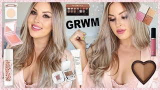 CHIT CHAT GRWM 💕 HAIR, MAKEUP, OUTFIT Date Night Smokey Glam