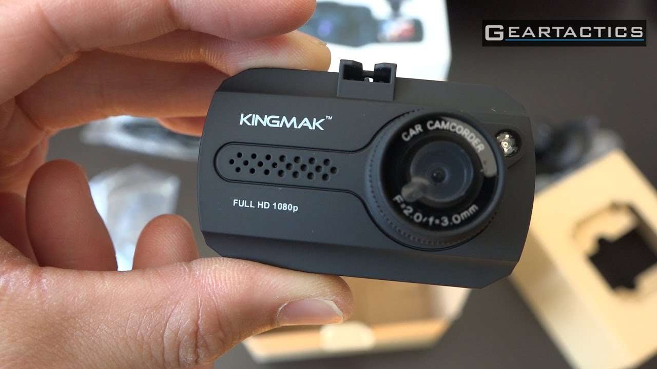 32 kingmak toguard mini full hd 1080p car dash camera review geartactics youtube. Black Bedroom Furniture Sets. Home Design Ideas