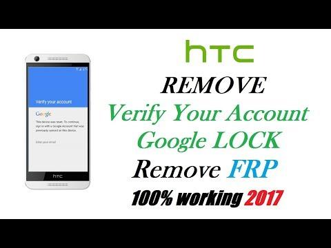 BYPASS FRP HTC D630N REMOVE AND UNLOCK GOOGLE FRP BYPASS
